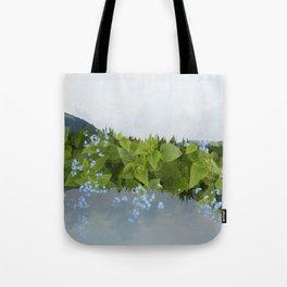 earthskyII Tote Bag