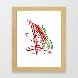 The Low End Theory - Tribe Called Quest Framed Art Print