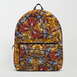 Autumn Franklinia Backpack
