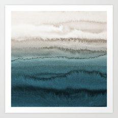 WITHIN THE TIDES - CRASHING WAVES Art Print