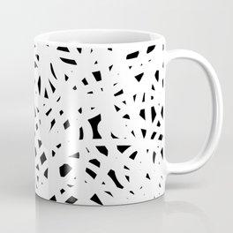 Abstract Freeform Coffee Mug