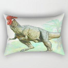 DINO_CHICKEN Rectangular Pillow