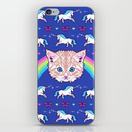 Most Meowgical Sweater iPhone Skin