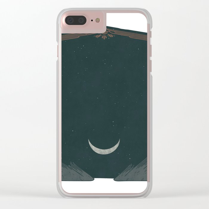 The Night Clear iPhone Case