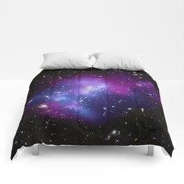 Galaxy Cluster MACS Comforters
