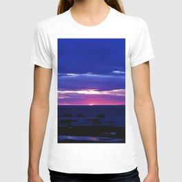 Dusk on the Sea T-shirt