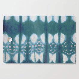 Tie Dye Shibori Cutting Board