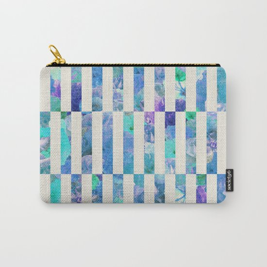 FLORAL ORDER Carry-All Pouch