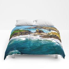 English Shoreline Comforters