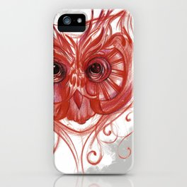 owlie iPhone Case
