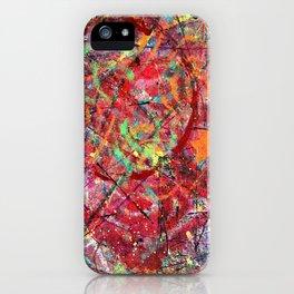 mandala free iPhone Case