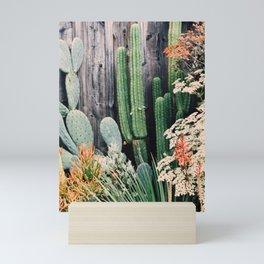 California Cactus Mini Art Print