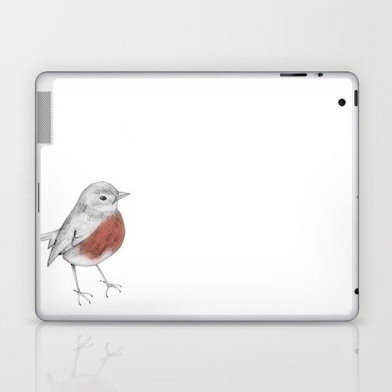 Lucky Robin Laptop & iPad Skin