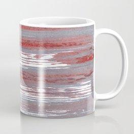 Gray stripes Coffee Mug