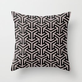 Patternscape Throw Pillow