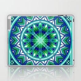 Sacred Places Green Laptop & iPad Skin