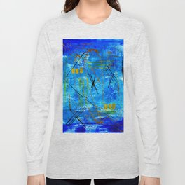 I got the blues Long Sleeve T-shirt