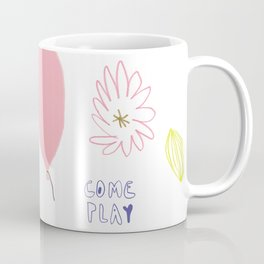 come and play Coffee Mug