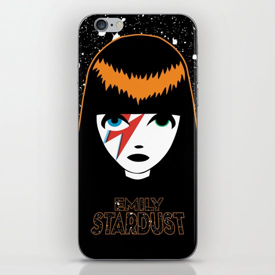 Emily Stardust iPhone & iPod Skin