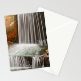 Urbex Falls Stationery Cards