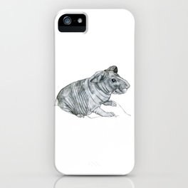 it's guinea be an awesome day today! iPhone Case
