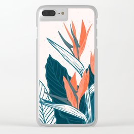 Flowers -a8 Clear iPhone Case