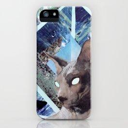 Nude Cat iPhone Case