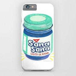 SANA SANA iPhone Case
