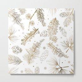 winter surprise Metal Print