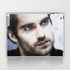 Painting of Henry Cavill Laptop & iPad Skin
