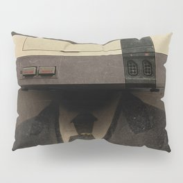 Faces of the Past: Console Pillow Sham