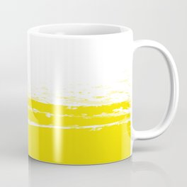 Solid Color Blocks - Sunny Yellow Coffee Mug