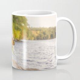 Autumn Butterfly Coffee Mug