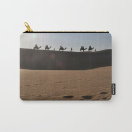 Camel Safari in Thar Carry-All Pouch