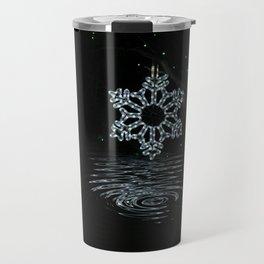 A Ripple of Christmas Cheer Travel Mug
