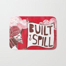 Built to Spill - Wonder Ballroom, Portland Bath Mat