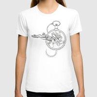 alice in wonderland T-shirts featuring Wonderland by Stephanie Hillman Design