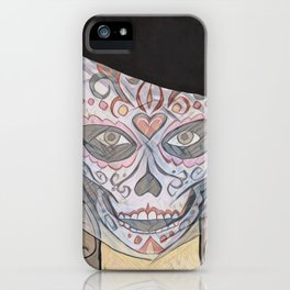SHE WALKS THESE HILLS... iPhone Case