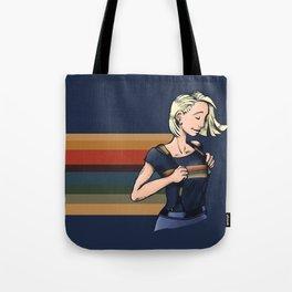 Doctor 13 Tote Bag