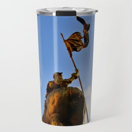 To One's Glory Travel Mug