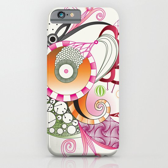 Autumn tangle iPhone & iPod Case