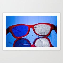 Oakley Art Print