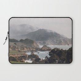 A Heavenly Home - Big Sur, California, USA Laptop Sleeve