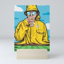 Mac Miller Mini Art Print