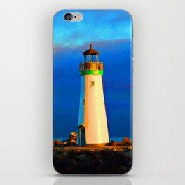 Walton Ligthouse iPhone Skin