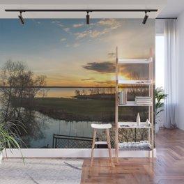 May Sunrise Wall Mural