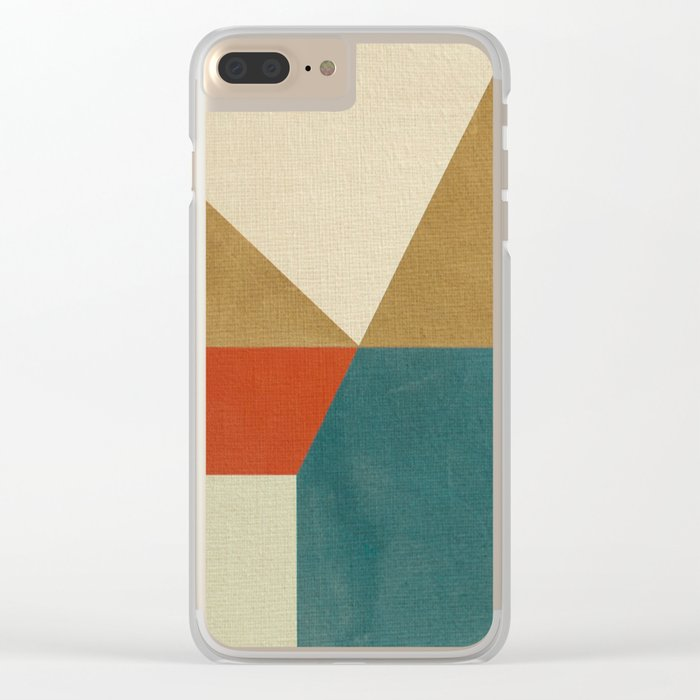 Elements Clear iPhone Case