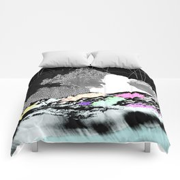 oh inverted world! Comforters