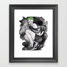 Stilettos  Framed Art Print