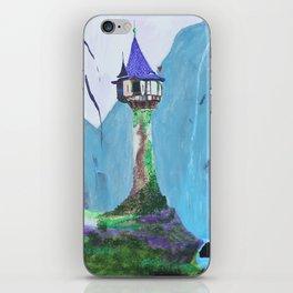 Repunzel's Tower iPhone Skin